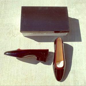Silvia Florentine low heel pumps 6.5